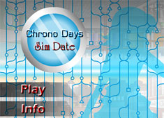 Chrono Days Sim Date game