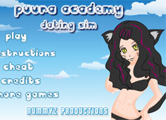 Dating Sim Academy game