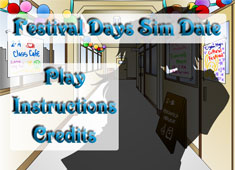 Festival Days Sim Date game
