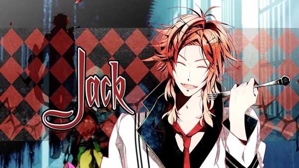 Shall We Date Blood and Roses Jack