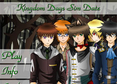 Kingdom Days Sim Date game