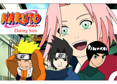 Naruto Dating Sim game